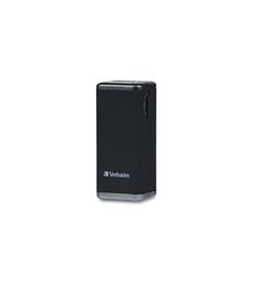 Verbatim AA Power Pack - Black,Minimum Qty. 6 - 97928