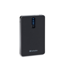 Verbatim Dual USB Power Pack (5200mAh),Minimum Qty. 6 - 98008