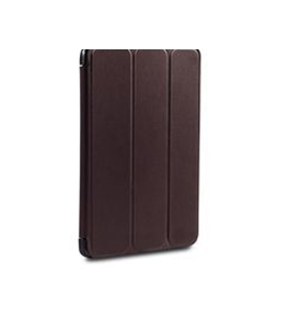 Verbatim Folio Flex Case for iPad mini (1,2,3) - Mocha,Minimum Qty. 6 - 98373