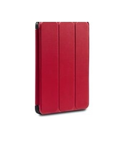 Verbatim Folio Flex Case for iPad mini (1,2,3) - Red,Minimum Qty. 6 - 98374