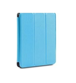 Verbatim Folio Flex Case for iPad Air - Aqua Blue,Minimum Qty. 6 - 98406