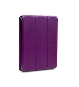 Verbatim Folio Flex Case for iPad Air - Purple,Minimum Qty. 6 - 98409