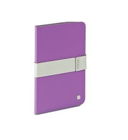 Verbatim Folio Signature Case for iPad mini (1,2,3) - Purple/Grey,Minimum Qty. 6 - 98420