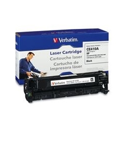 HP CE410A Black Remanufactured Laser Toner Cartridge,Minimum Qty. 4 - 98468