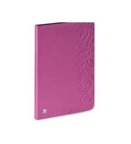 Verbatim Folio Expressions Case for iPad Air - Floral Pink,Minimum Qty. 6 - 98528