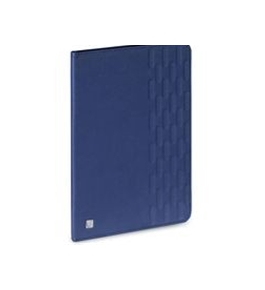 Verbatim Folio Expressions Case for iPad Air - Metro Blue,Minimum Qty. 6 - 98531