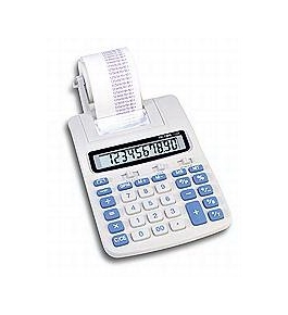 Victor Model 1208-2 12-Digit Print Display Calculator