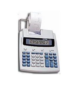 Victor 1212-2 Desktop/Portable Calculator