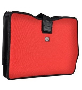 Victorinox CS2 37313 Molded Cross Suspension Notebook Sleeve - Fits