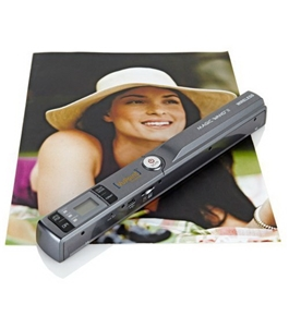 VuPoint PDSWF-ST44PE-VP Magic Wand Portable Scanner with Wi-Fi
