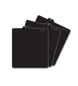 Vaultz Locking VZ01176 CD File Folder Guides