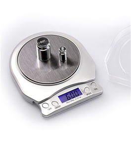 WeighMax W-6800 Digital Pocket Scale with Pop-out LCD