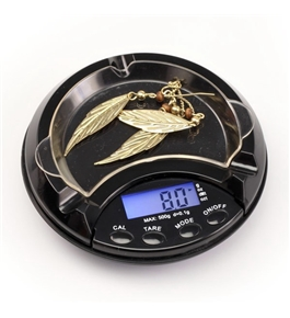 WeighMax W-6808 Ashtray pocket scale