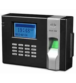 David-Link W-988PB Biometric Time and Attendance System - TFT LCD Display