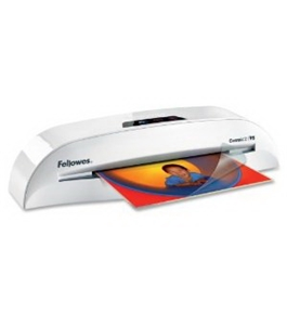 "Wholesale CASE of 3 - Fellowes Cosmic2 9.5"" Laminator-Laminator w/ Starter Kit, 9-1/2"", White"