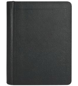 Wilson Jones Corporate Record and Minute Book, 75 Pages, 11 Index Tabs, Letter Size, Imitation Leather