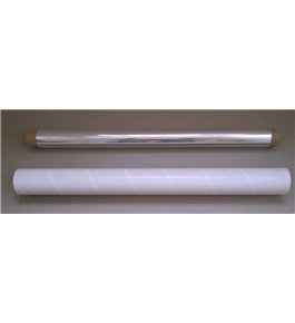 Wizard Wall 28'' System Refill Roll - CLEAR - 25 ft Long