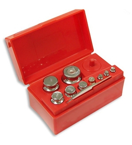 WeighMax WS100 Calibration Weight Kit