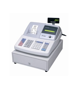 Sharp XE-A203 RF Cash Register FREE SHIPPING!