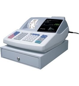 sharp xe a21s cash register free shipping rh acedepot com Sharp XE A201 Manual Sharp Cash Register E32 Error