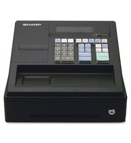 Xea107 Led 80-Price Look-Ups 8 Dept Basic Electronic Cash Register [Electronics]