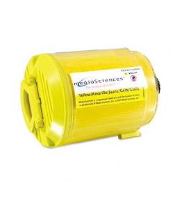 Printer Essentials for Xerox Phaser 6110/6110MFP Toner Yellow MSI - MS6110Y