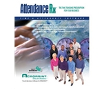 Acroprint Attendance Rx Network Software - 250 Emp