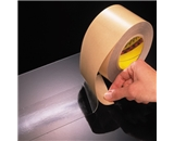 1/2- x 60 yds. 3M - 465 Adhesive Transfer Tape - Hand Rolls (72 Per Case)