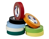 1/4- x 60 yds. Black Tape Logic™ Masking Tape (144 Per Case)