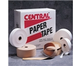 1- x 500- White Central - 140 GSO Light-Duty Paper Tape (30 Per Case)