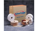 1- x 500- White Intertape - Convoy GSO Light Paper Tape (30 Per Case)