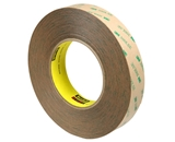 1- x 60 yds. (3 Pack) 3M - 9472LE Adhesive Transfer Tape (3 Per Case)
