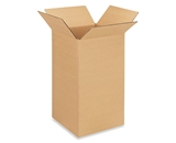 10- x 10- x 18- Corrugated Boxes (Bundle of 25)
