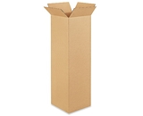 10- x 10- x 36- Tall Corrugated Boxes (Bundle of 25)