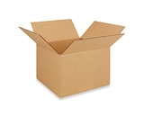 10- x 10- x 7- Corrugated Boxes (Bundle of 25)