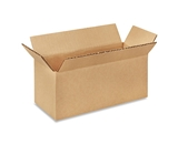 10- x 4- x 4- Long Corrugated Boxes (Bundle of 25)