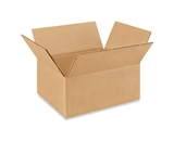 10- x 8- x 4- Corrugated Boxes (Bundle of 25)