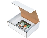 11 1/8- x 8 3/4- x 4- CD Literature Mailer Kits (50 Each Per Bundle)