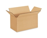 11- x 6- x 6- Corrugated Boxes (Bundle of 25)