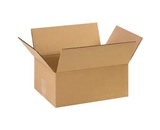 11 3/4- x 8 3/4- x 4 3/4- Corrugated Boxes (Bundle of 25)