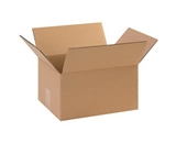 11 1/4- x 8 3/4- x 6- Corrugated Boxes (Bundle of 25)