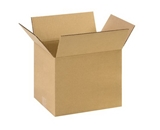 11 1/4- x 8 3/4- x 8- Corrugated Boxes (Bundle of 25)