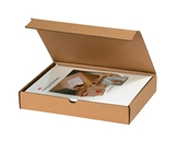 12 1/8- x 9 1/4- x 2- Kraft Literature Mailers (50 Each Per Bundle)