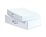 12 1/8- x 9 1/4- x 3- Corrugated Carrying Cases (10 Each Per Bundle)