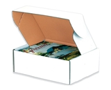 12 1/8- x 9 1/4- x 6- Deluxe Literature Mailers (50 Each Per Bundle)