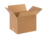 12- x 10- x 9- Corrugated Boxes (Bundle of 25)