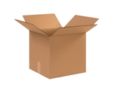 12 1/2- x 12 1/2- x 12- Corrugated Boxes (Bundle of 25)