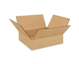 12- x 12- x 3- Flat Corrugated Boxes (Bundle of 25)