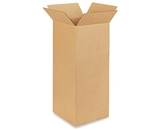 12- x 12- x 30- Tall Corrugated Boxes (Bundle of 15)