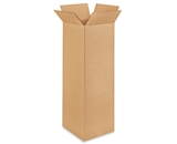 12- x 12- x 36- Tall Corrugated Boxes (Bundle of 15)